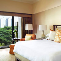 Singapore business hotels, Regent new look Superior room