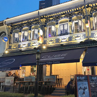 Singapore capsule hotels, CUBE at Kampong Glam in the Arab Quarter