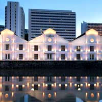 Singapore boutique hotels and colonial retreats, The Warehouse Hotel at Robertson Quay