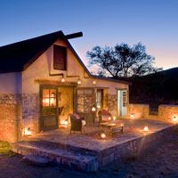 South Africa luxury lodges review, Mountain Retreat