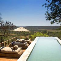 South Africa romantic lodges, Phinda