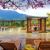 Best Taiwan hot springs and spas - Stylish Yangmingshan Tien Lai
