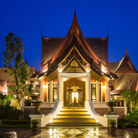 Sireeampan is a chic Chiang Mai boutique hotels choice