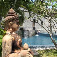 Best Krabi resorts, Nakamanda poolside
