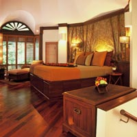 Krabi luxury beach resorts, Rayavadee villa interior