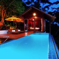 Phi Phi Island resorts, Zeavola Pool Suite