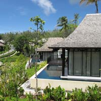 Phuket villa resorts, Vijitt Resort, Rawai