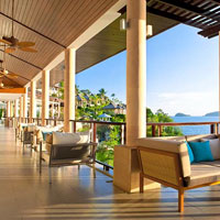 Phuket resorts review, Westin Siray Bay is close to town and shopping