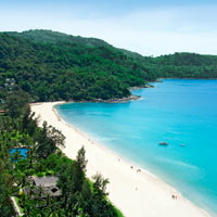 Phuket beach resorts along Kata Noi are ones to watch