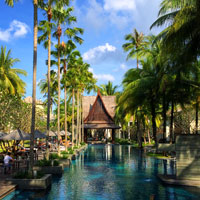 Twinpalms Phuket, Thailand is a hip and happening escape