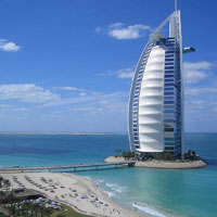 Dubai luxury holidays, Burj Al Arab