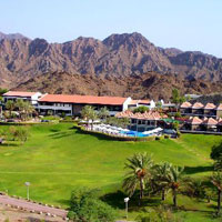 Hatta Fort Hotel is perfect for Dubai stopovers