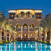 Dubai fun guide for luxury escapes, Address Downtown, Palace wing