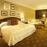 Dubai business hotel reviews, Taj standard room is classic