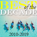 Best of the Decade Award 2020 - Asia's top airlines, luxury hotels, destinations
